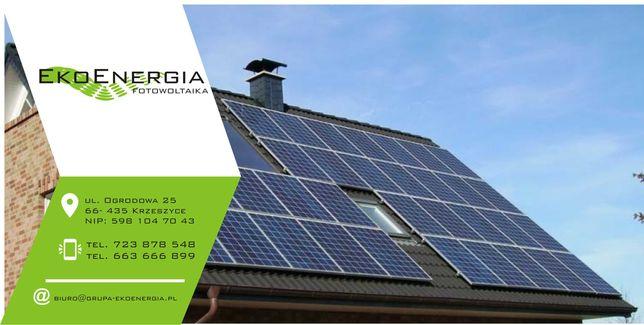 Fotowoltaika , panele słoneczne, instalacja fotowoltaiczna 6 kW 6kWp