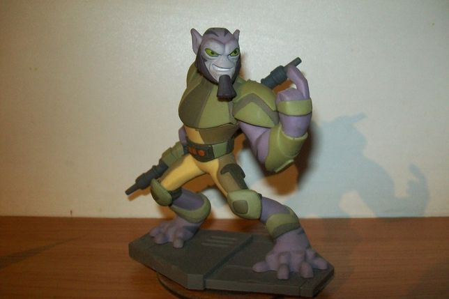 Zeb Orrelios Disney Infinity 3.0 Star Wars XBOX 360 XBOX ONE PS 3,