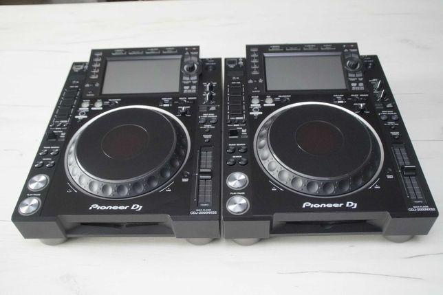 2 x Pioneer CDJ 2000 nexus 2 Gwarancja Skup Zamiana DJM 800/850/900