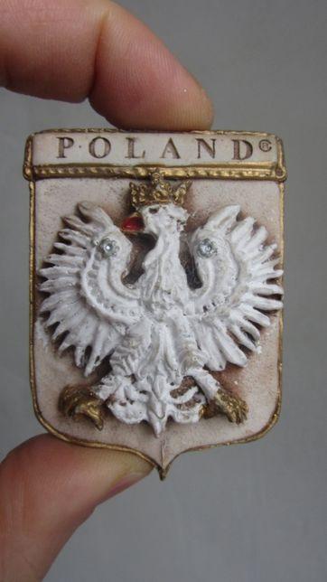 Продам магнит на холодильник Польша Poland магнитик