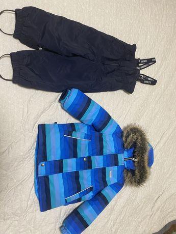 Зимний термокостюм LENNE р 98 (104)