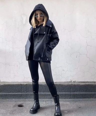 Куртка оверсайз новая (zara , bershka )
