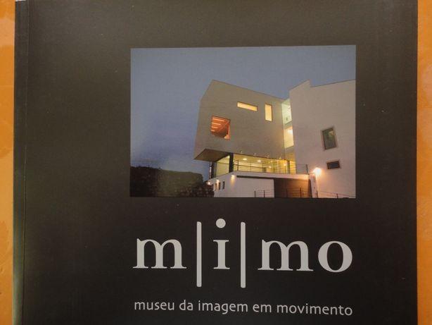 Livro sobre o Museu da Imagem em Movimento