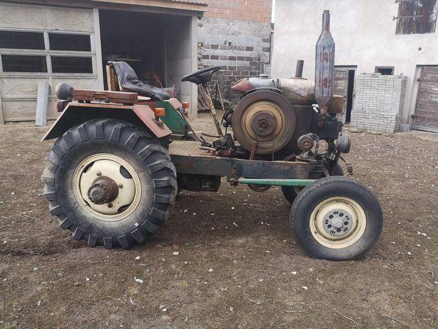 Sprzedam traktor - samoróbka
