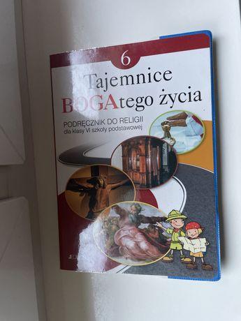 Podręcznik do religii dla klasy 6