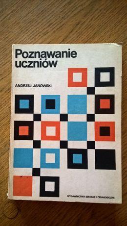 Poznawanie uczniów A.Janowski