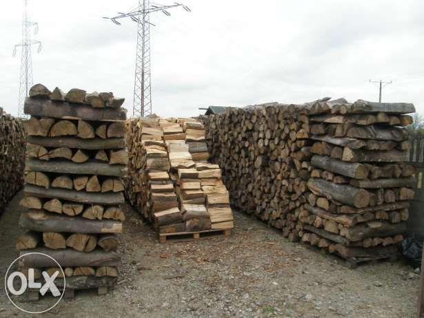 Sezonowane drewno kominkowe i opałowe - Transport