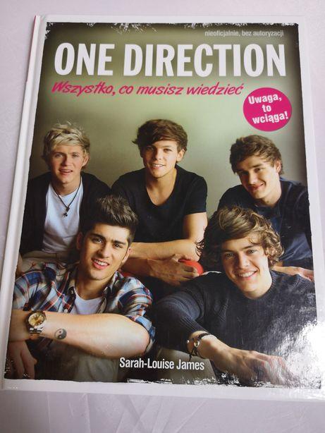 Książka dla fanów One Direction, zdjęcia, ciekawostki, quiz