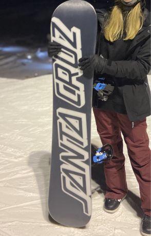 Сноуборд Santa Cruz 143