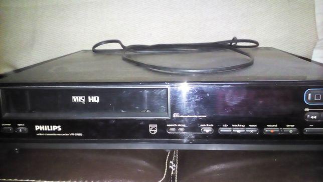 Leitor de VHS antigo