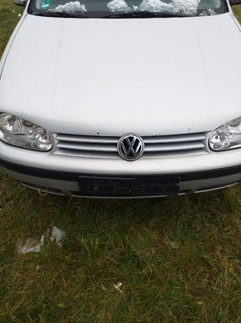 Maska srebrna Vw Golf 4