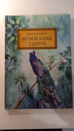 Ignacy Krasicki Wybór Bajek i Satyr