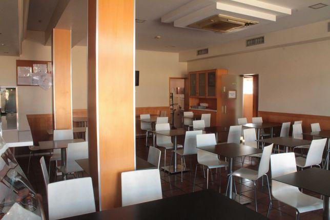 Passe de negócio, café restaurante