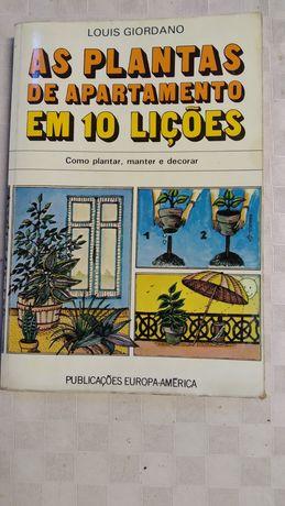 As Plantas de Apartamento em 10 Lições, de Louis Giordano