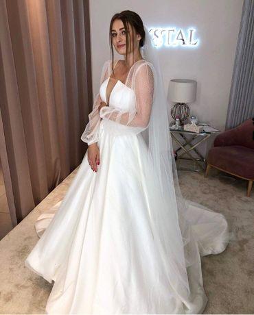 Свадебное платье Eva Lendel / Crystal Design