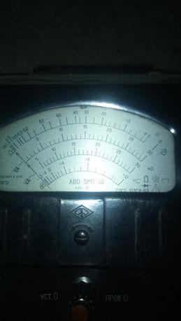 Прибор измерительный АВО задачик
