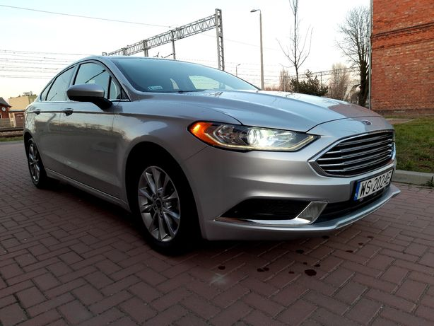 Ford Mondeo Fusion 2017 Lift