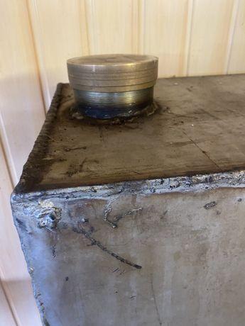 Бак емкость для топлива Н/Ж сталь
