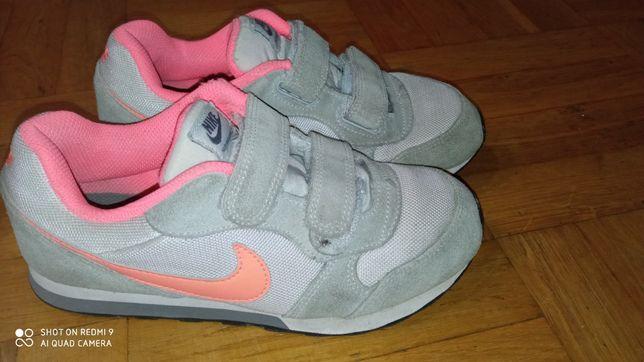 Buciki Nike roz 33.5