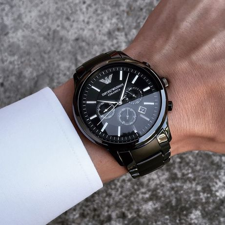 Zegarek Armani AR1451 Ceramika! Nowy!!