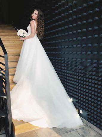Свадебное платье бренда Armonia