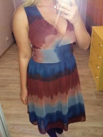 Платье размер 42 L туника размер 46 48 50 юбка сарафан сукня плаття