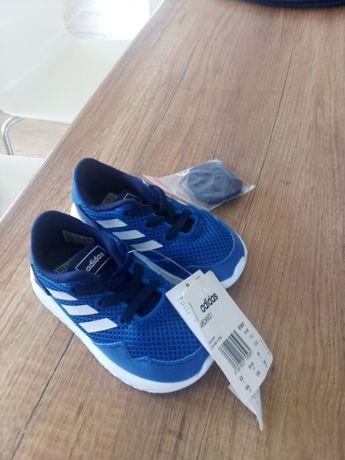 Adidas buciki lekkie dla chłopca roz 22