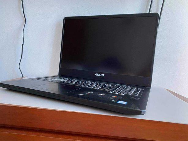 VendoAsus Tuf FX 705 Gaming (i7 - 8750H & GeForce GTX 1050 TI )