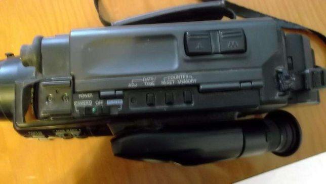 Câmara de filmar Sanyo de cassete de 8mm