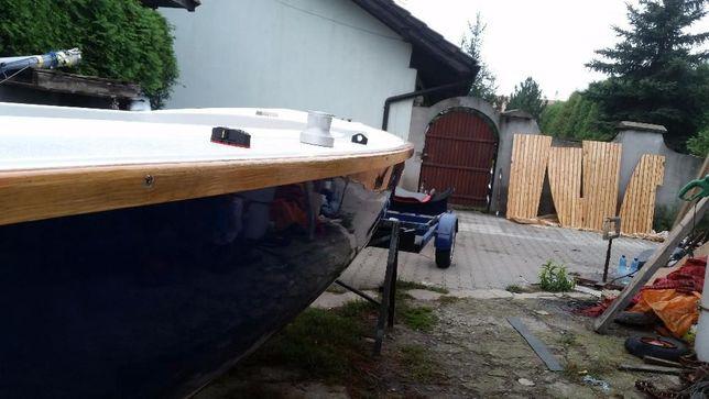 jacht żaglowy omega