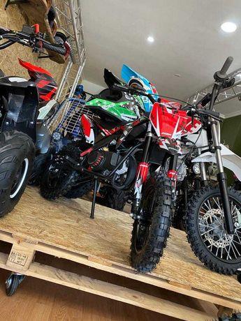 Mini Dirt 50cc Thunder TOX Racing