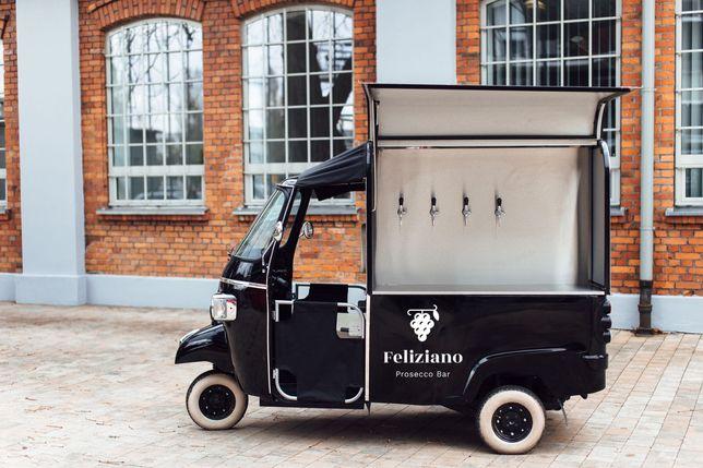 ProseccoVan mobilny bar Feliziano - wesela, imprezy okolicznościowe
