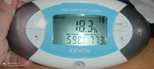 Kinetik medical монитор состава тела