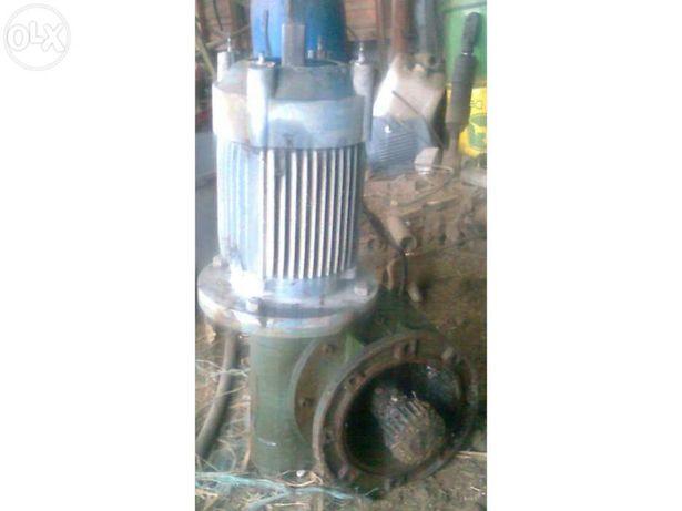 Motor Eléctrico com embraiagem + Guincho