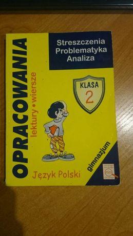 J. polski Opracowania i Ściągi