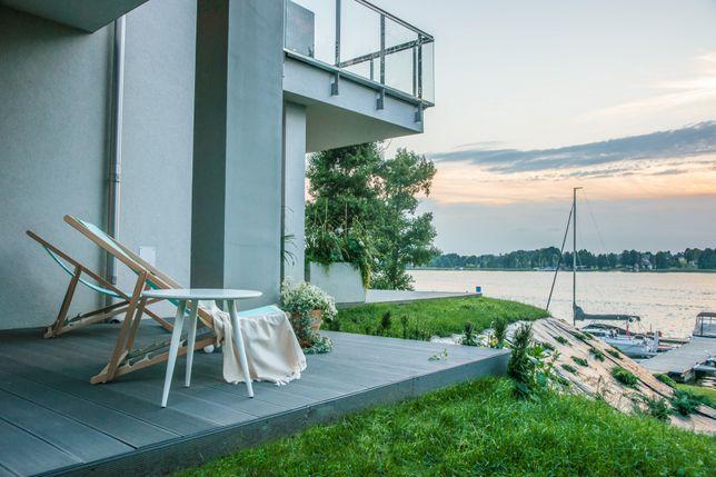 Apartament na Mazurach z widokiem na jezioro - RYDZEWO