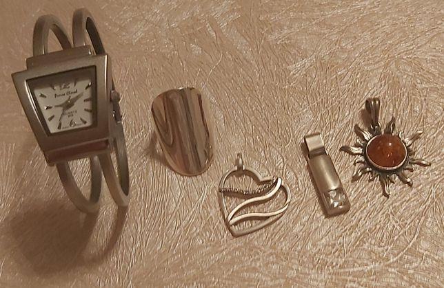 Biżuteria srebrna 925 próba 15-40zł