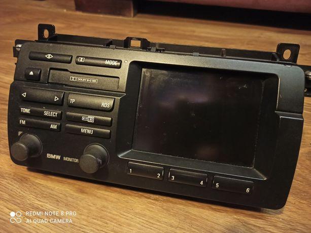 Radio navi BMW monitor e46 Philips