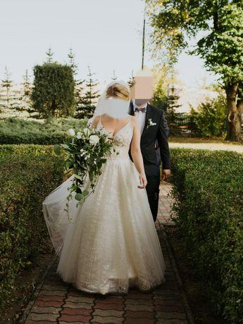 Suknia ślubna - jedyna w swoim rodzaju