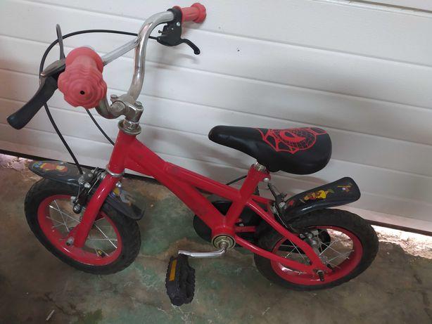Bicicleta menino até 6 anos