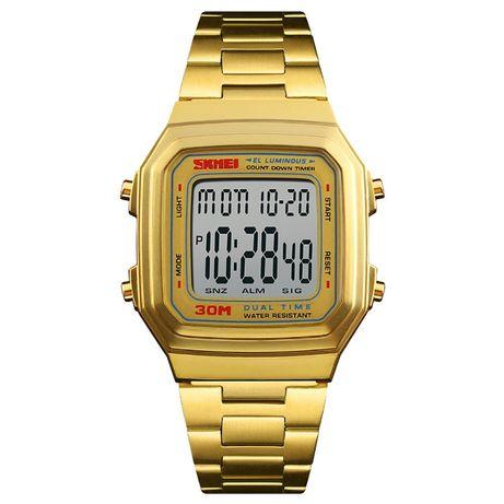 Часы Skmei 1337BOXGG Gold BOX