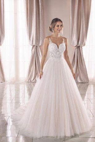Piękna Suknia Ślubna STELLA YORK 6919 HIT 2020 !!! USA