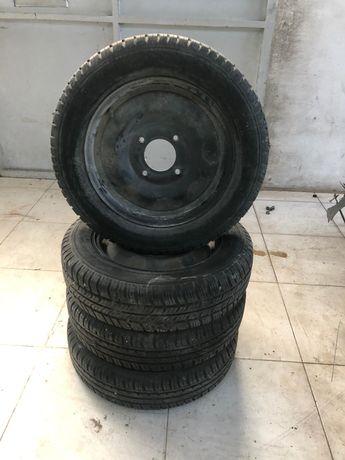4 Rodas pneus aixam microcar carro sem carta