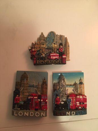 магнитики свениры из Лондона