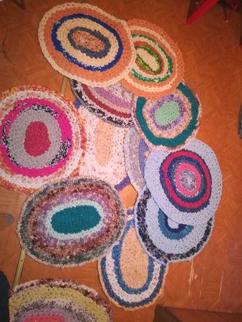 Dywanik chodniczek ręcznie robiony
