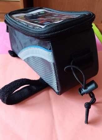 Велосипедная сумка-штаны, для смарфона на раму