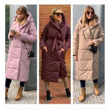 Пальто зимнее новое с биркой
