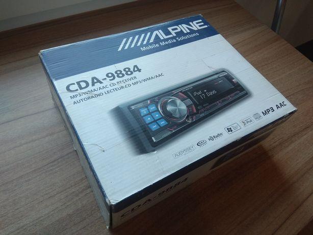 Alpine cda 9884