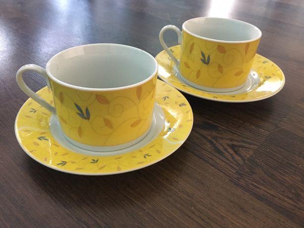 Filiżanki kolekcja z Kolibrem