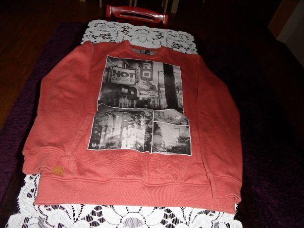 2 Bluzy z przodu z kieszeni i kapturem roz XL FIRMA CROPP